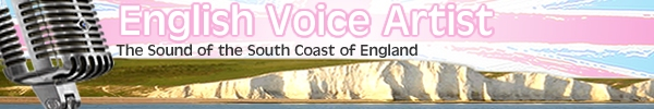 English Voice Artist | Professional British Female Voiceover Artist